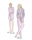 301-14 sleepwear pattern