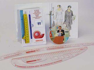 Sewing pattern lutterloh system XXL fashion