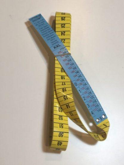 XL tape measure